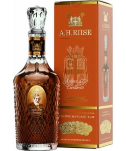 A.H. Riise Non Plus Ultra Ambre d'Or Excellence